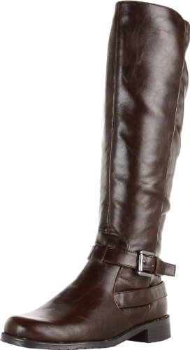 Aerosoler Womens Med Stolthet Riding Boot Brown