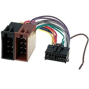 Câble iso pour autoradio Pioneer 16 broches 24.5x10mm TechExpert