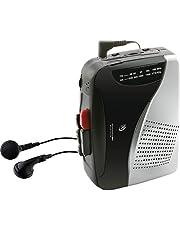 GPX GPXCAS335B, Cassette Player