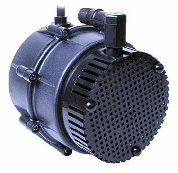 Little Giant NK-2 Small Submersible Pump 230V - 325 GPH At 1'