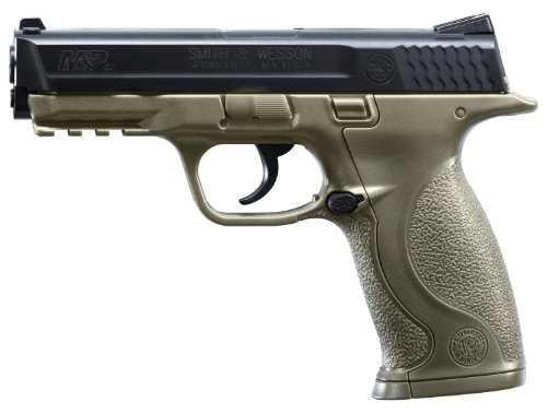 Smith & Wesson M&P, Dark Earth Brown air pistol (22 Rifle)
