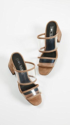 Mule Sol Sana Sandals Ziggy Women's Tan S88Ur4