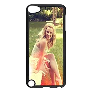 C-EUR Diy Print Britney Spears Pattern Hard Case for For Samsung Galaxy S5 Cover