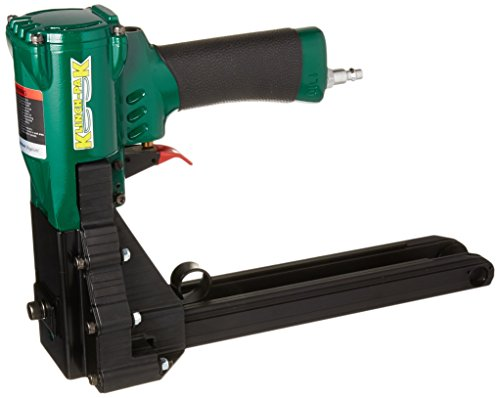 Klinch-Pak KP-CPN Pneumatic Carton Closing Stapler for C Series Staples with 1-1/4-Inch Crown and 5/8-Inch or 3/4-Inch Leg