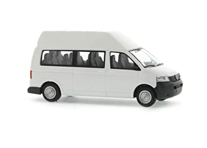 Amazon.com: Reitze 11549 Rietze Volkswagen T5 03 Lr Hd Bus ...