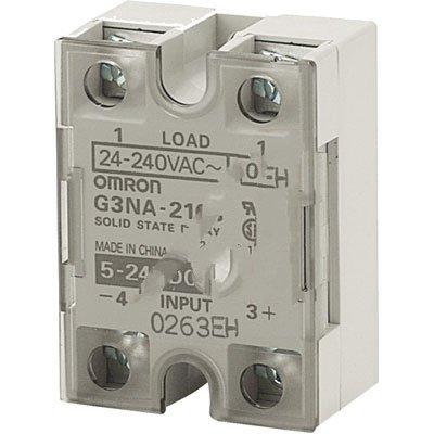 OMRON INDUSTRIAL AUTOMATION G3NA-220B 5-24DC SSR, 20A, 24V, 19VAC-264VAC