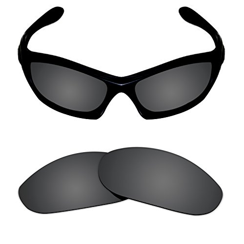 Kygear Anti-fading Polarized Replacement Lenses for Oakley Monster Dog Sunglasses