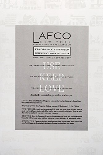 LAFCO House & Home Diffuser, Sun Room Moonglow Apricot, 15 Fl Oz by LAFCO (Image #1)