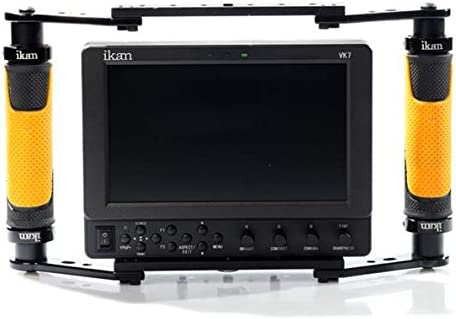 Ikan ELE-MS-S Monitor Support Black