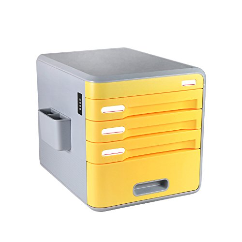 4 drawer fire proof file cabinet - 5