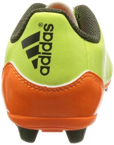 adidas F5 Hard Ground, Fußballschuhe, Kinder Jungen, Gelb