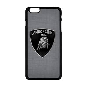 Cool-Benz Famous car logo Lamborghini Phone case for iphone 6