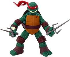 Tortugas Ninja - Figura articulada Raphael (Giochi Preziosi 96500)
