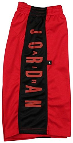 bc249ec2d72a Jordan Big Boys  (8-20) Air Jordan Highlight Basketball Shorts-Red Black