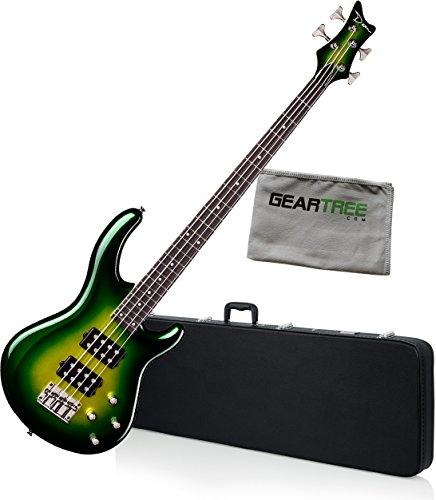 dean 3 4 guitar - 2