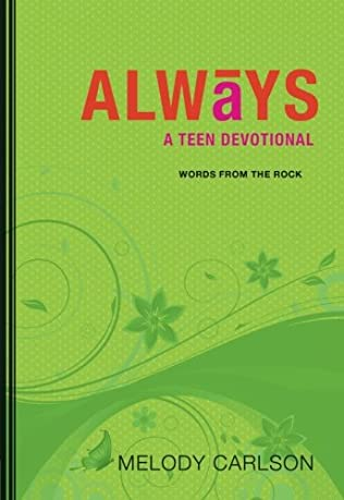 book cover of Always: A Teen Devotional