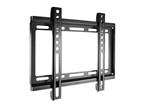 - Monoprice Select Series Fixed TV Wall Mount Bracket - for TVs Up to 42in Max Weight 77lbs VESA Patterns Up to 200x200 UL Certified