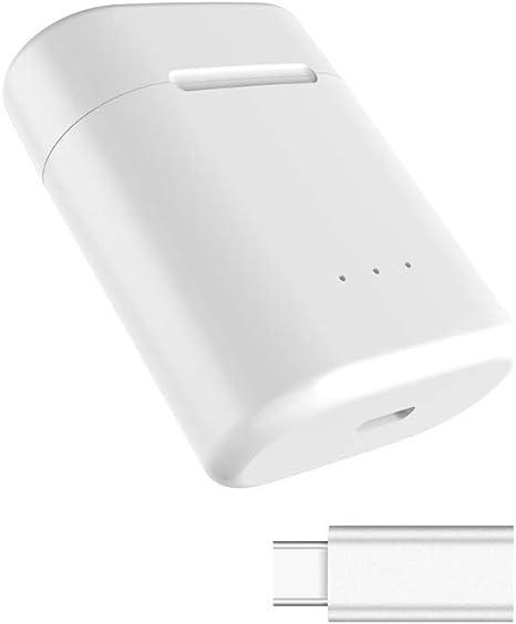 Forgun - Caja de carga inalámbrica para Airpods 1/2 (450 mAh): Amazon.es: Juguetes y juegos