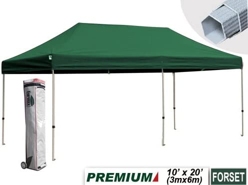 Eurmax Premium 3 m x 3 m Pop Up Instant fácil Montaje Gazebo de ...