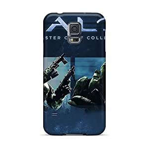 Scratch Protection Hard Cell-phone Cases For Samsung Galaxy S5 (Hfu3044vaVR) Customized Stylish Rise Against Image