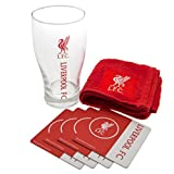 Official Football Team EPL Gift Liverpool F.C. Mini Bar Set