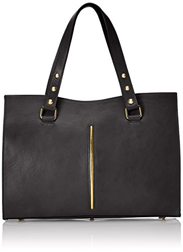 Italy Sac CTM Made classique 100 Noir véritable 38x27x12cm femme in Nero cuir dOrOgqzw