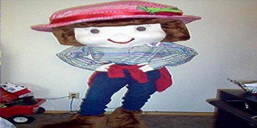 Strawberry Shortcake Mascot Costume (Mascot Costume Rentals)