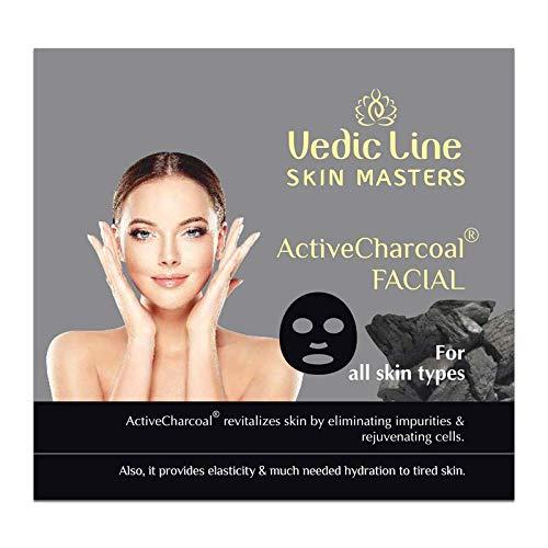 Vedicline Active Charcoal Sachet Kit ()