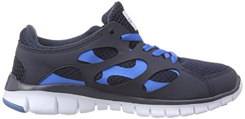 Nc Bleu Adulte Baskets Footwear 6760 Basses Fox Kappa Blue Mixte Unisex Navy 8nxw7q5xp1
