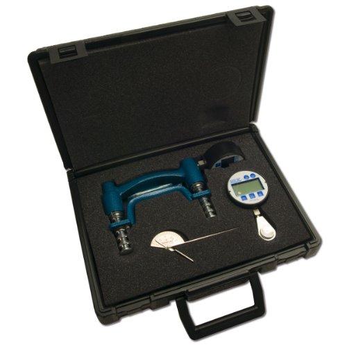 Hydraulic Hand Evaluation Set - Baseline 12-0112 3 Piece Hydraulic Digital Hand Evaluation Set