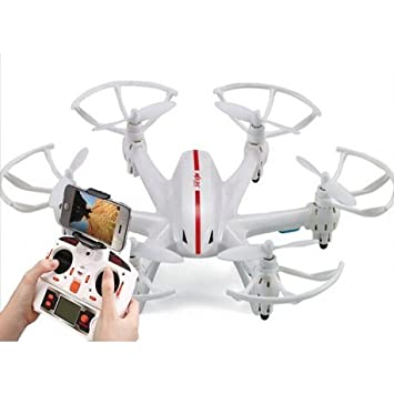 MJX X800-FPV DRON CON VIDEO EN TIEMPO REAL A SMARTPHONE: Amazon.es ...