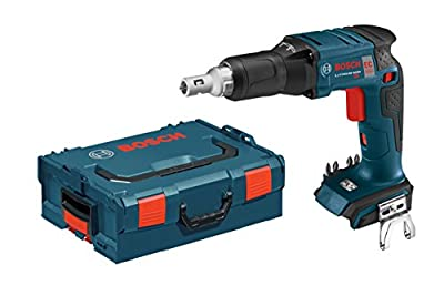 Bosch SGH182BL Brushless 18V Cordless Screw Gun with L-BOXX-2 and Exact-Fit Tray