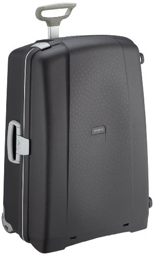 Samsonite Aeris Upright 78/29 Koffer, 78cm, 119 L, Black