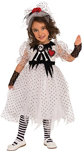 Rubies Costume Child's Ghost Girl Costume, Small, Multicolor by Rubies Costume (Image #2)