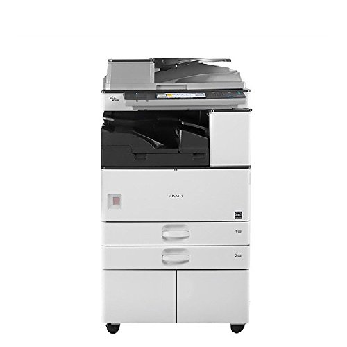 (Refurbished Ricoh Aficio MP 2852 A3 Mono Laser Multifunction Printer - 28 ppm, Copy, Print, Scan, 2 Trays and Stand)