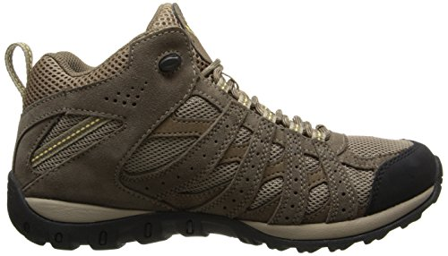 Columbia Women's Redmond Mid Waterproof Trail Shoe,Oxford Tan/Sunlit,11 M US by Columbia (Image #7)