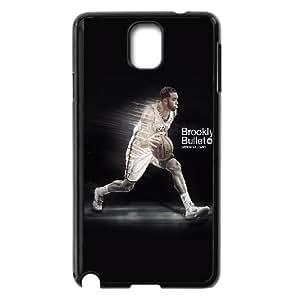 Samsung Galaxy Note 3 Cell Phone Case Black Deron Williams Brooklyn Bullet Nba Basketball Sports VIU954803