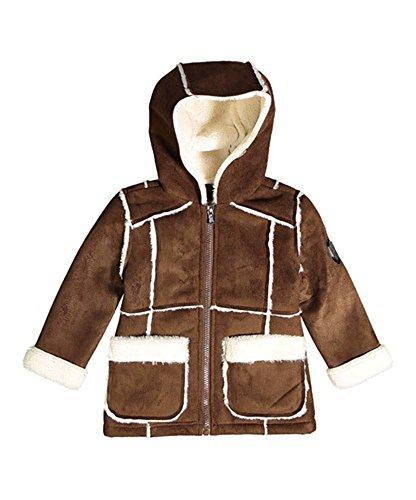 Urban Republic Girls Shearling Jacket