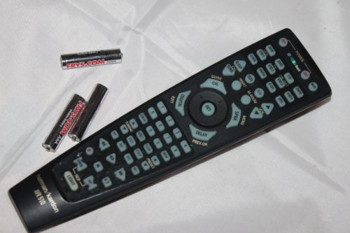 Harman Kardon Avr 510 Av Receiver Remote Control Original tested with batteries - SOLD BY BUYEVERYTHINGGUY
