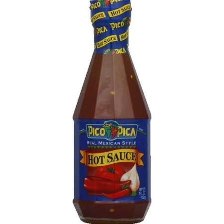 plastic bottles for hot sauce - 9