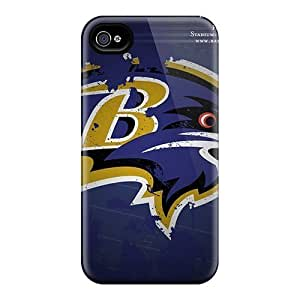 For iphone 5c Premium Tpu Case Cover Baltimore Ravens Protective Case