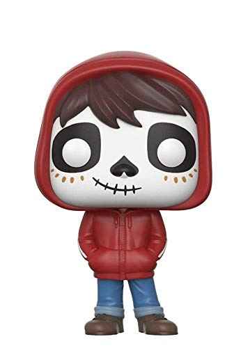 Funko – Disney/Pixar Coco – Figura 303 »Miguel Glow in The Dark» - Linea Pop Vinyl