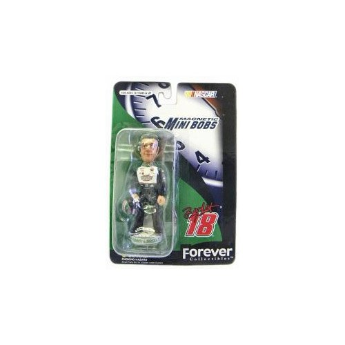 Bobby Labonte Official NASCAR 3 inch Mini Bobble Head by Forever Collectibles by Forever Collectibles