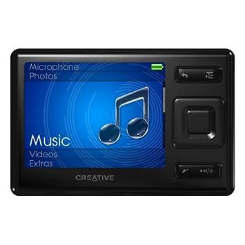 Creative ZEN MX MP4 Player Drivers Download Free
