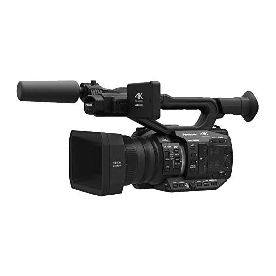 Panasonic AG-UX90ED Professional Camcorder (Black)