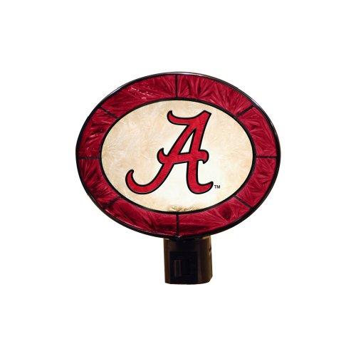 Alabama Art Glass Nightlight