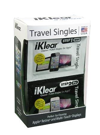 iKlear Toallitas limpiadoras para smartphones y otros dispositivos (12 unidades): Amazon.es: Informática