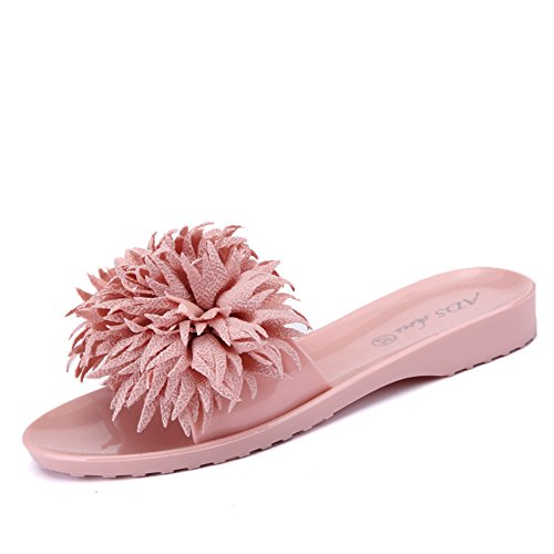 Zapatillas antideslizantes de desgaste grueso de verano/Sandalias de la palabra de la moda C
