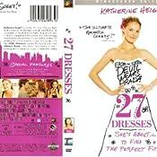 0ee90ea7a Amazon.com: 27 Dresses (Widescreen Edition): Katherine Heigl, James ...