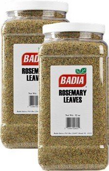 Badia Rosemary Leaves 2 lbs Pack of 2